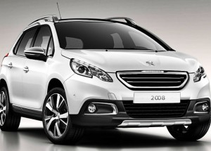 Lançamento do Novo Peugeot 2008 com motor 1.2 no Brasil