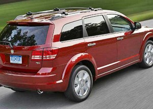 Recall do Dodge Journey no Brasil
