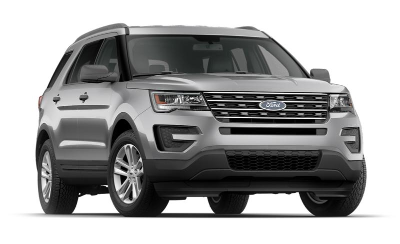 2016 Ford Explorer Limited >> Tabela FIPE Ford Explorer • Seminovos Carros