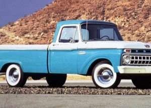 Tabela FIPE Ford F-100