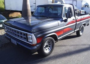 Tabela FIPE Ford F-1000