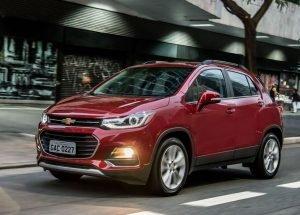Chevrolet Tracker Premier 2018 – Preço e Novidades